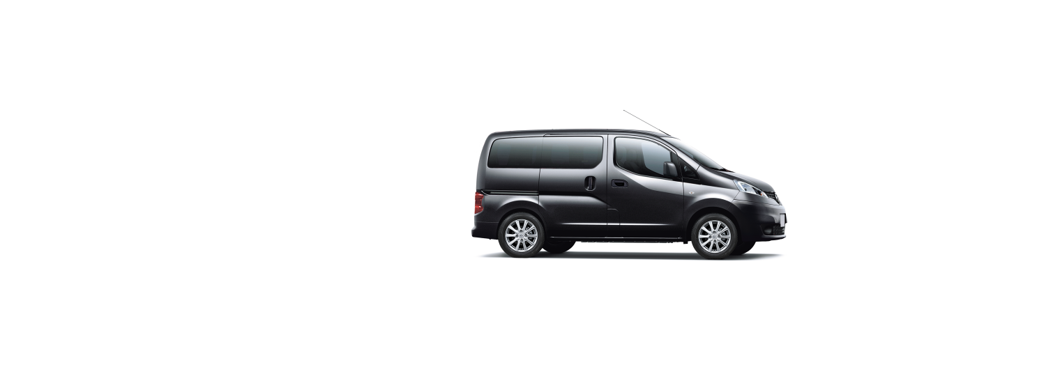 Nissan NV200 Evalia - Black