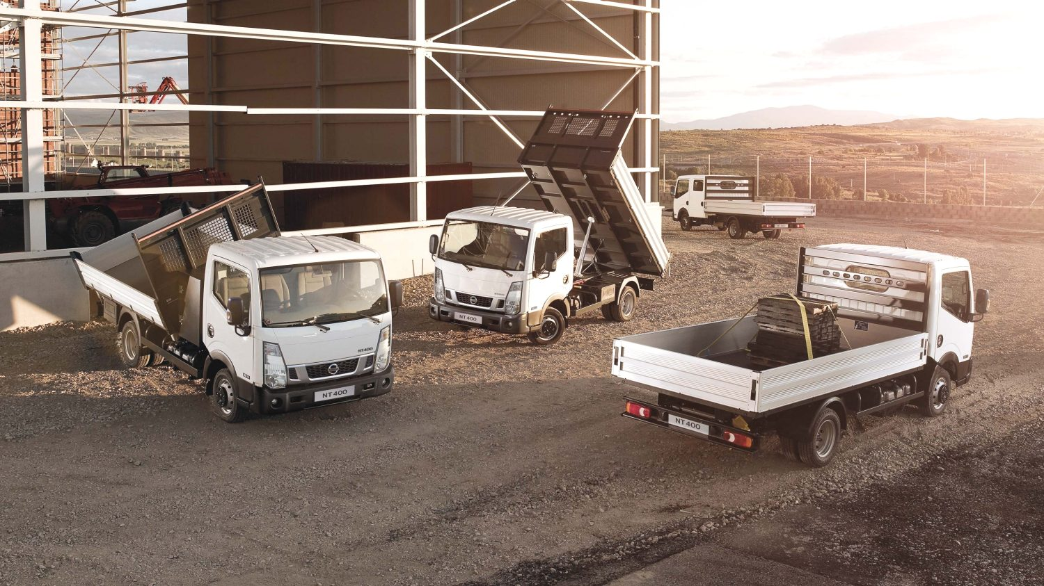 NISSAN NT400 CABSTAR – BUSINESS READY-Programm