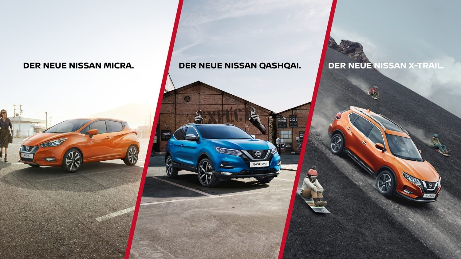 Experience Nissan - NISSAN on Tour