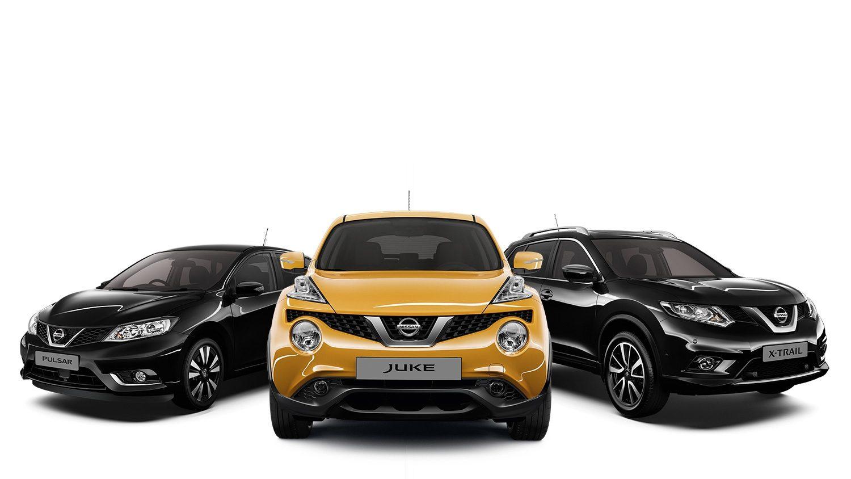 Nuovo nissan x trail offerte suv 7 posti nissan for Nissan offerte speciali