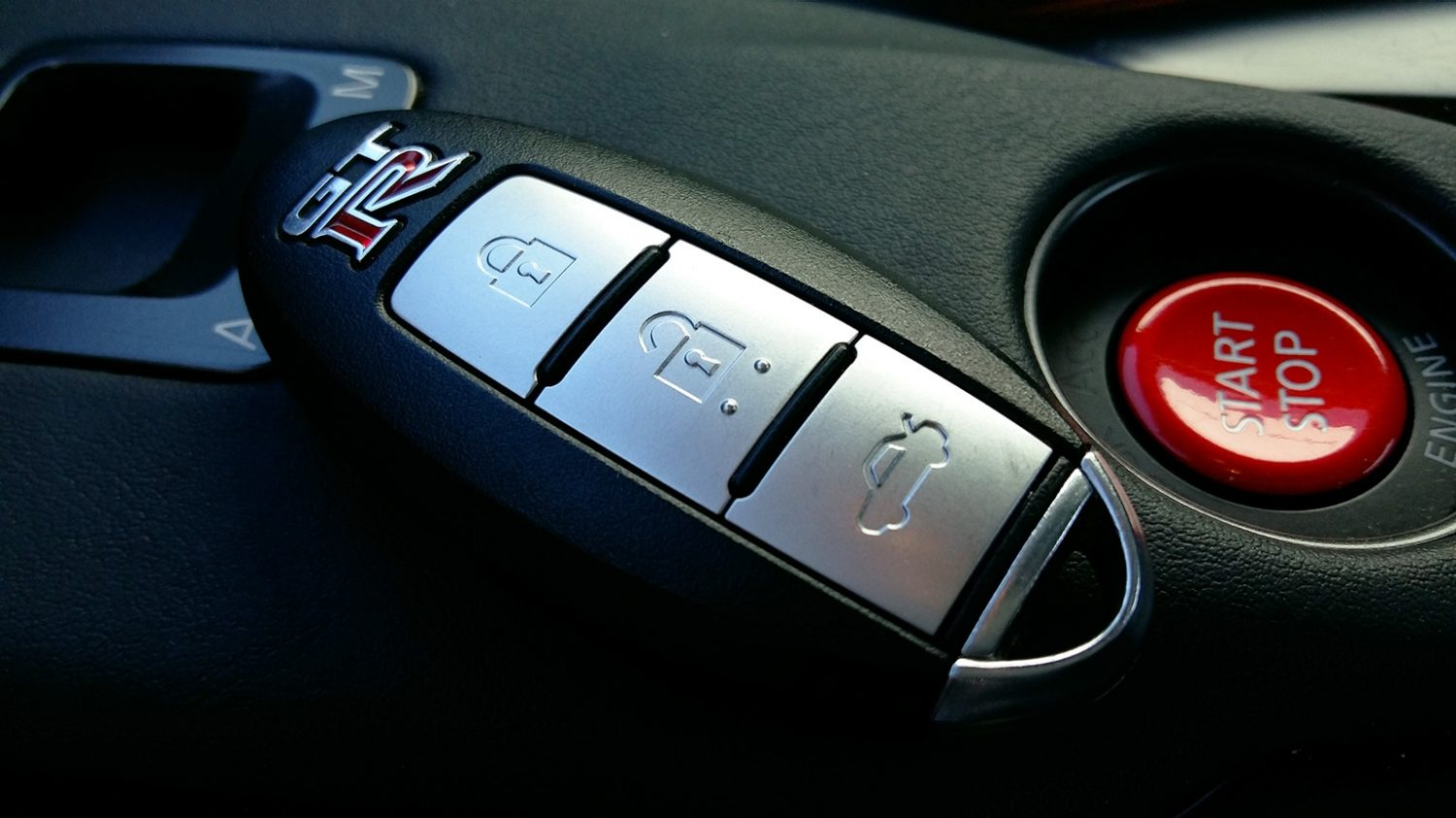 NISSAN INTELLIGENT KEY