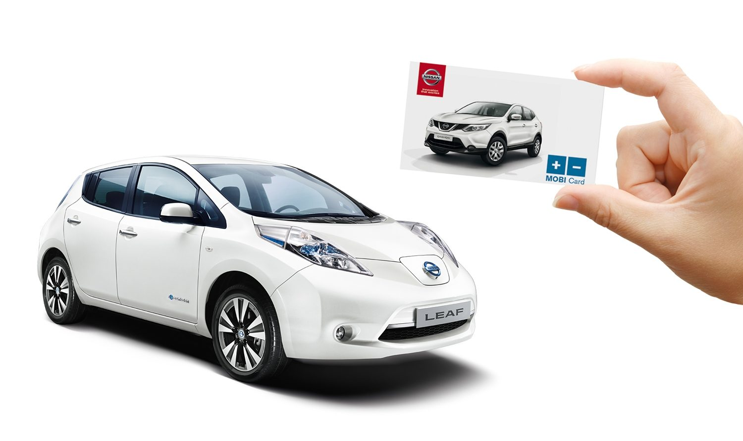 NISSAN LEAF – Mobi Card