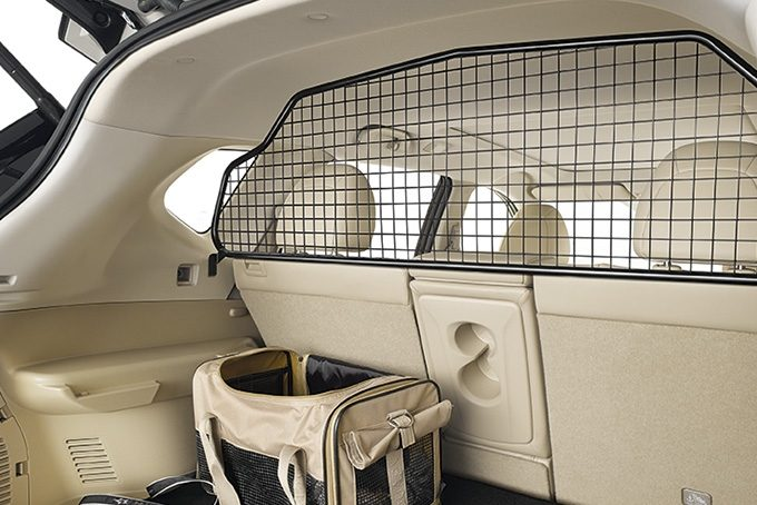 Nissan X-Trail - Interior - Luxury mats