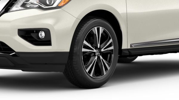 "Nissan Pathfinder 18"" Wheels"