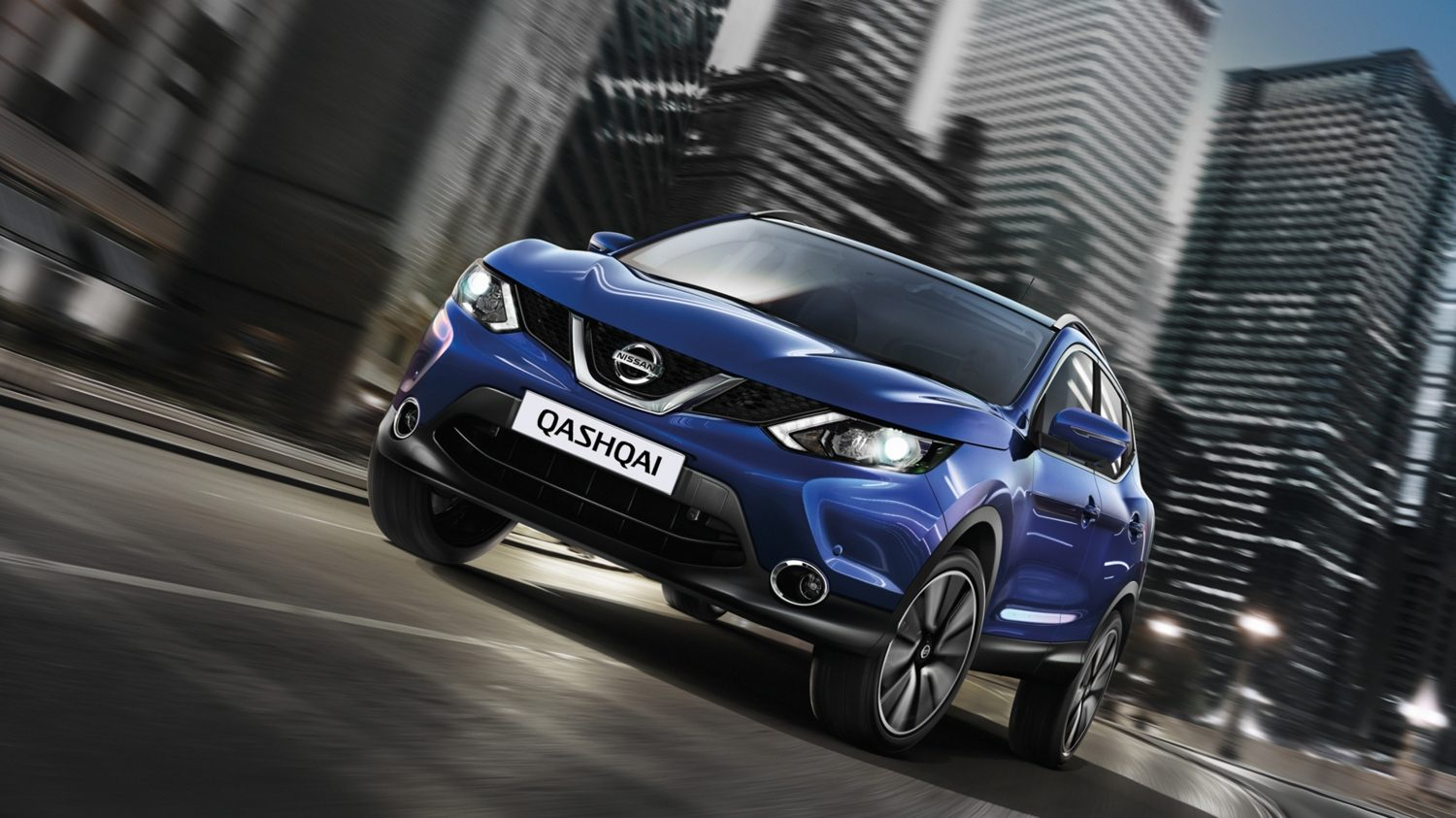 0:28 All-new Nissan Qashqai -- introducing the world's most parkable car