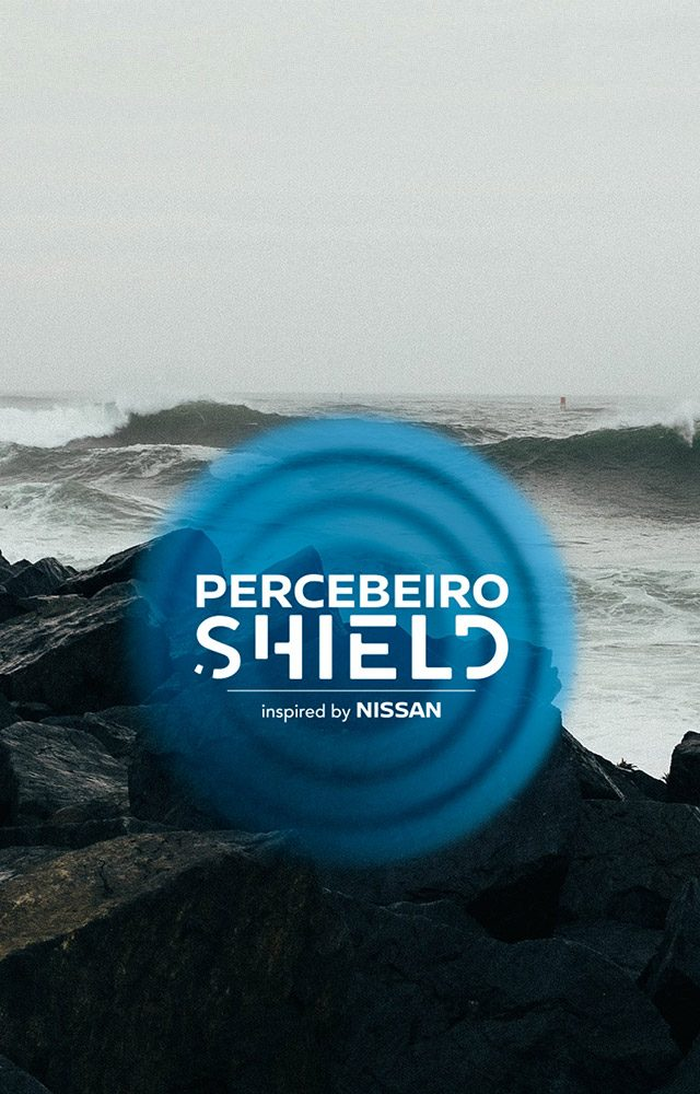 PERCEBEIROS SHIELD  INSPIRED BY NISSAN INTELLIGENT MOBILITY