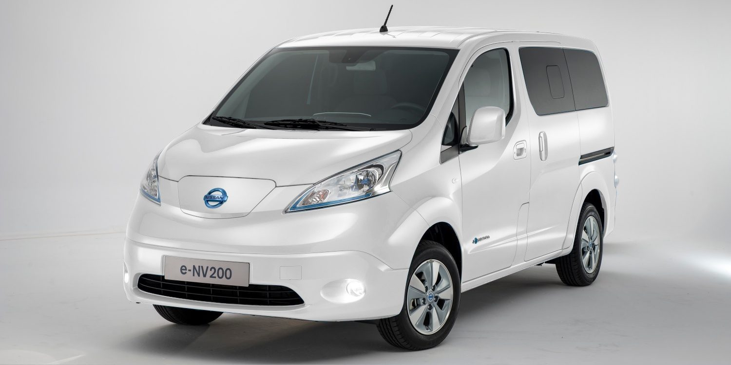 design nissan e nv200 evalia van el ctrica nissan. Black Bedroom Furniture Sets. Home Design Ideas