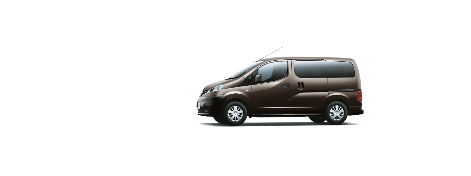 Nissan NV200 Combi - Brown