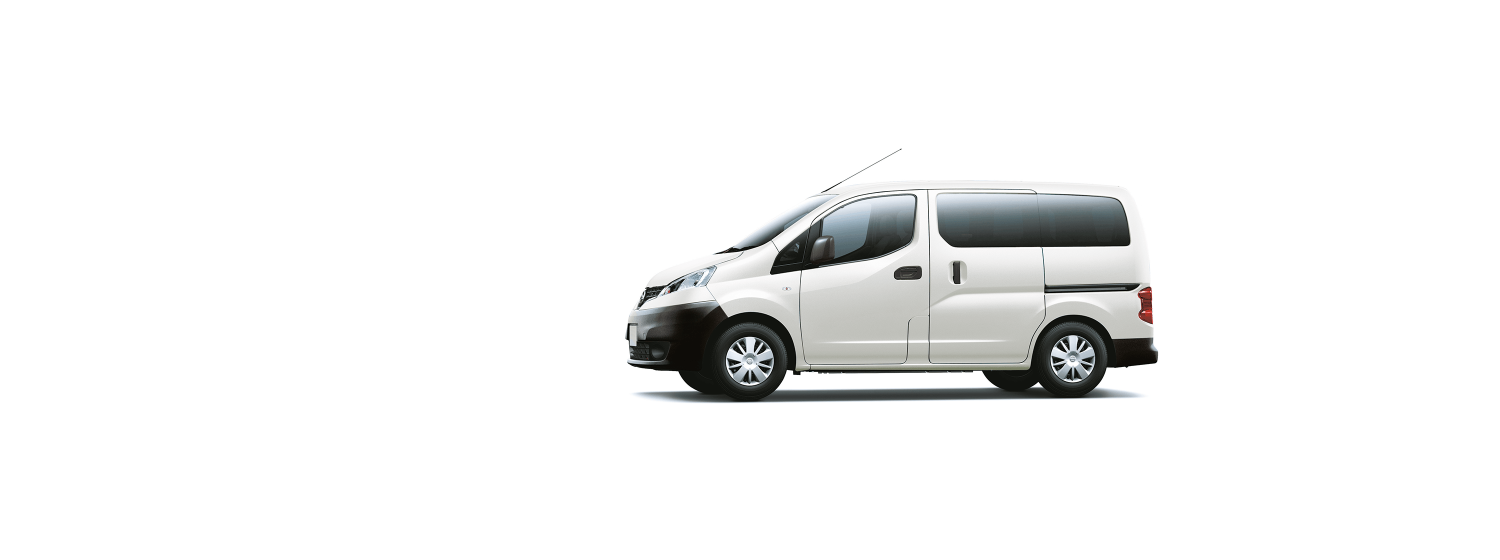 Nissan NV200 Combi - Pearl White