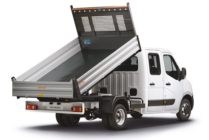 Nissan NV400 - Tipper