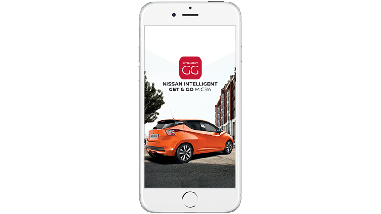 Nissan Intelligent Get and Go MICRA
