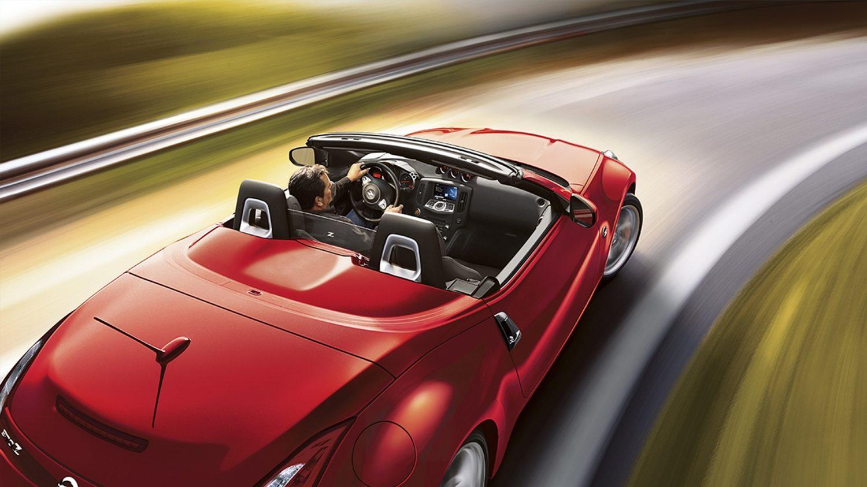 nissan 370z roadster cabriolet roadster nissan. Black Bedroom Furniture Sets. Home Design Ideas