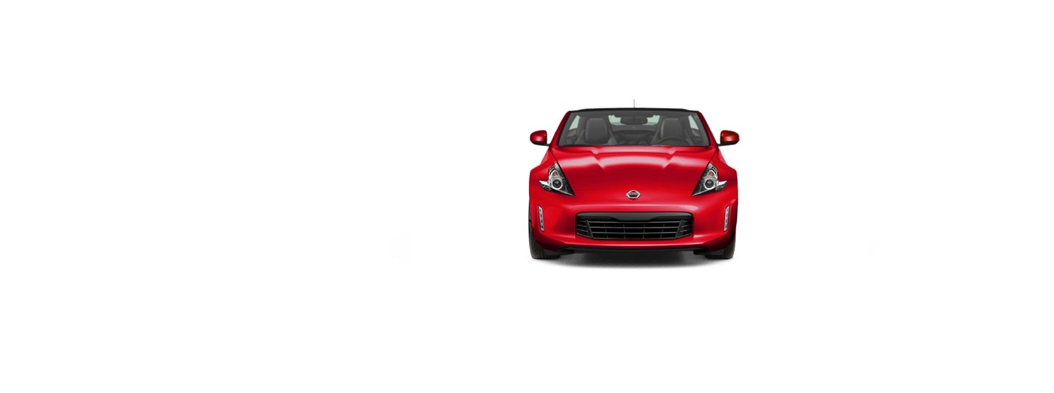 Nissan 370Z Roadster Rouge Ardent