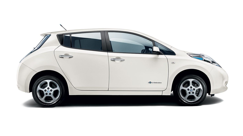 acties nissan leaf elektrische auto 39 s nissan. Black Bedroom Furniture Sets. Home Design Ideas