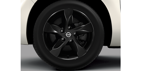 Nissan LEAF BLACK EDITION - Jantes alliage 16""