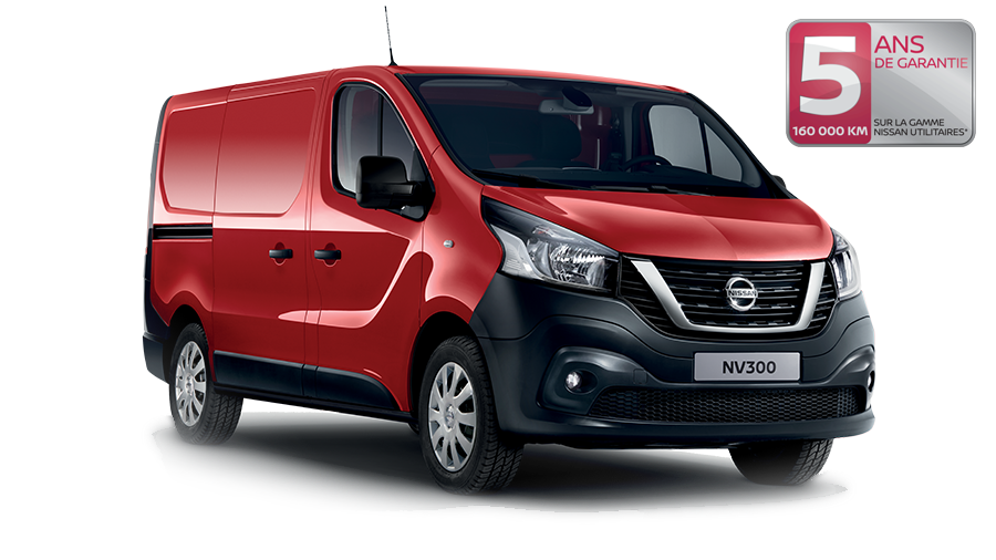 Offre Nissan NV300 fourgon