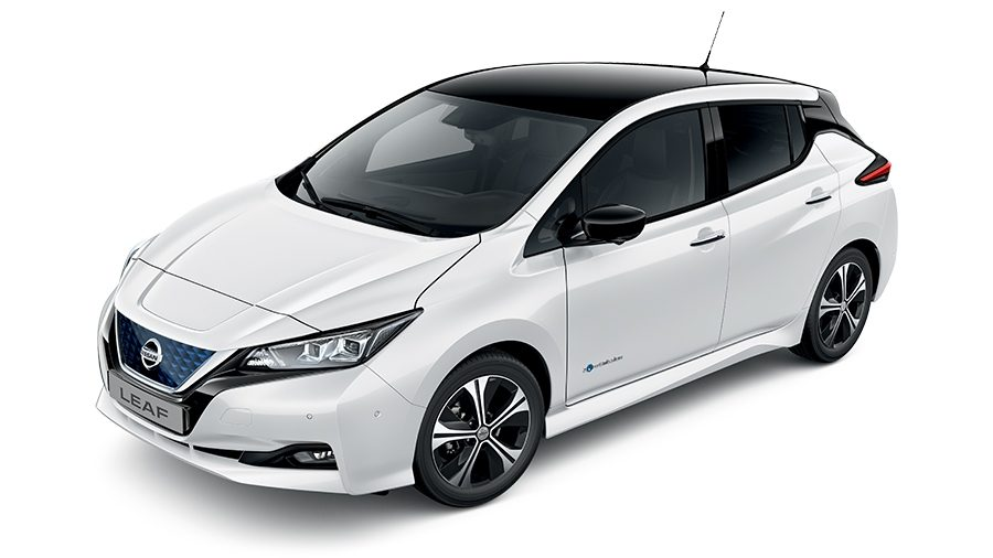 offres nouvelle nissan leaf voiture lectrique. Black Bedroom Furniture Sets. Home Design Ideas