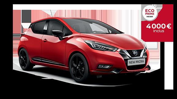 Offre Nouvelle Nissan MICRA