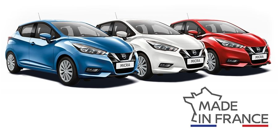 Offre Nouvelle Nissan MICRA Made In France