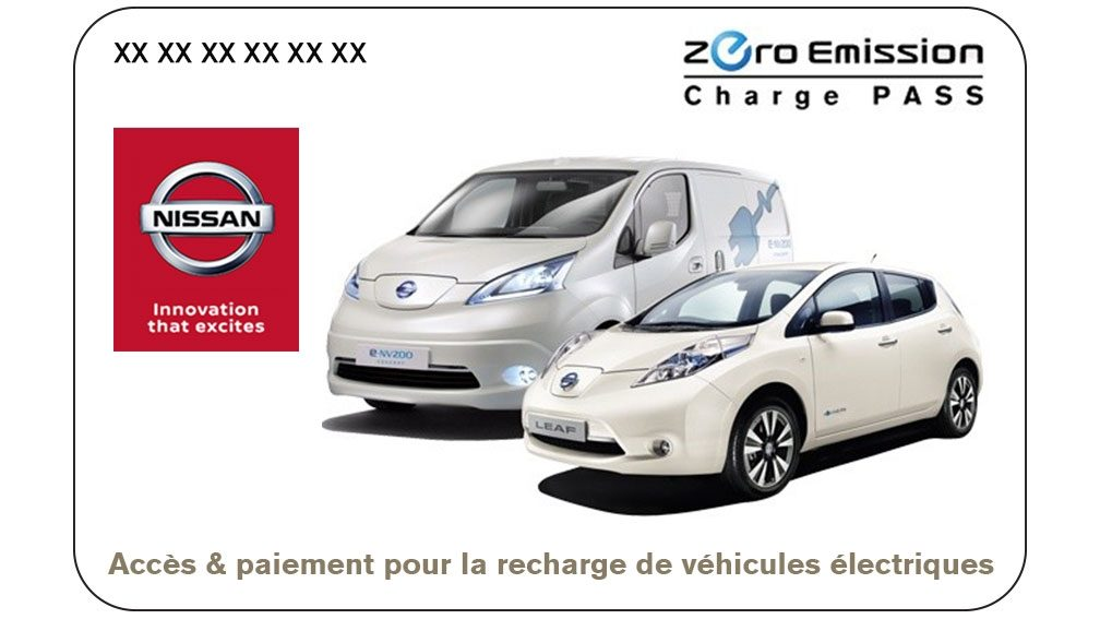 ZERO EMISSION CHARGE PASS INCLUS