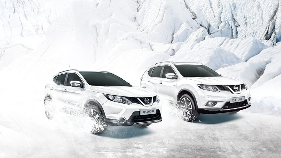 Versions spéciales SUV urbain - Gamme Crossovers White Edition | Nissan Qashqai