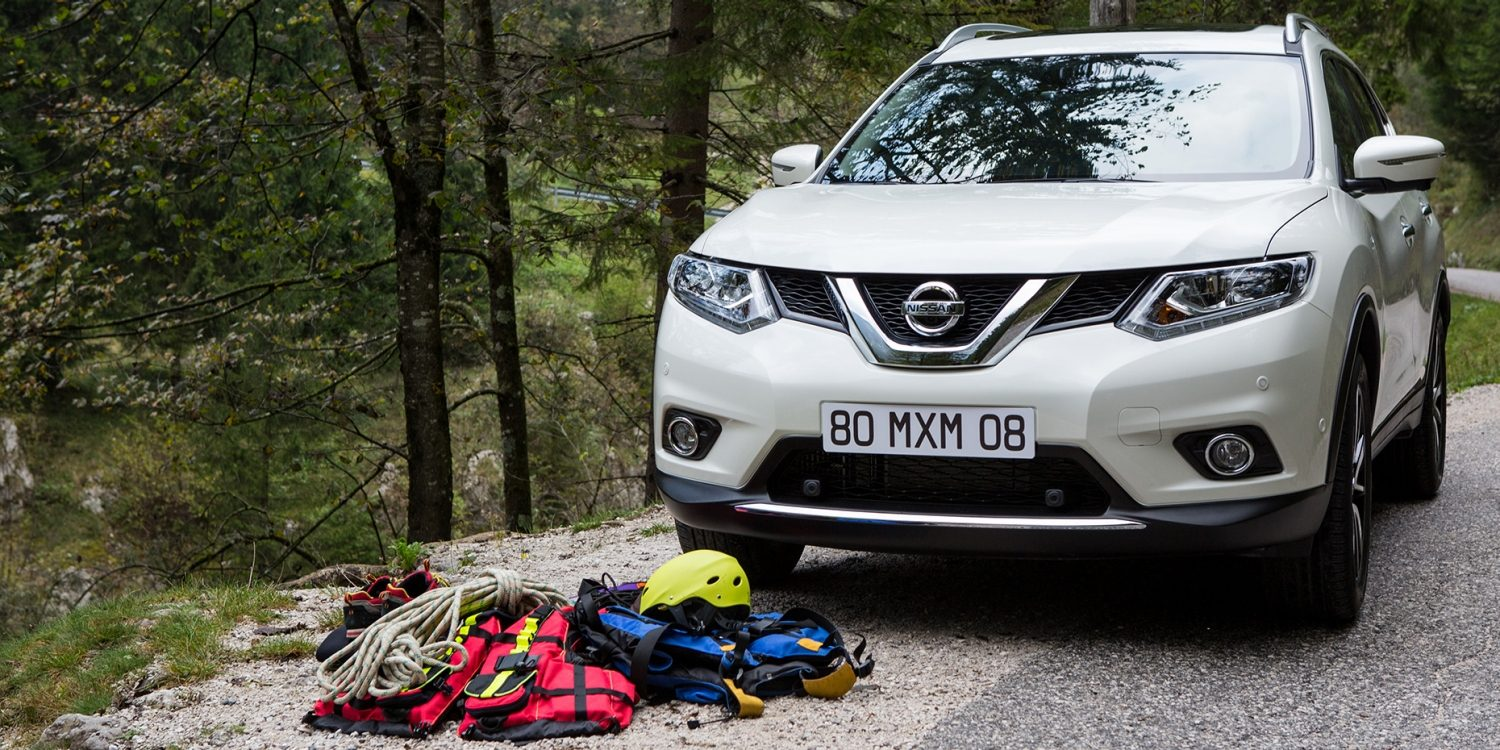 Performances du Nissan X-TRAIL
