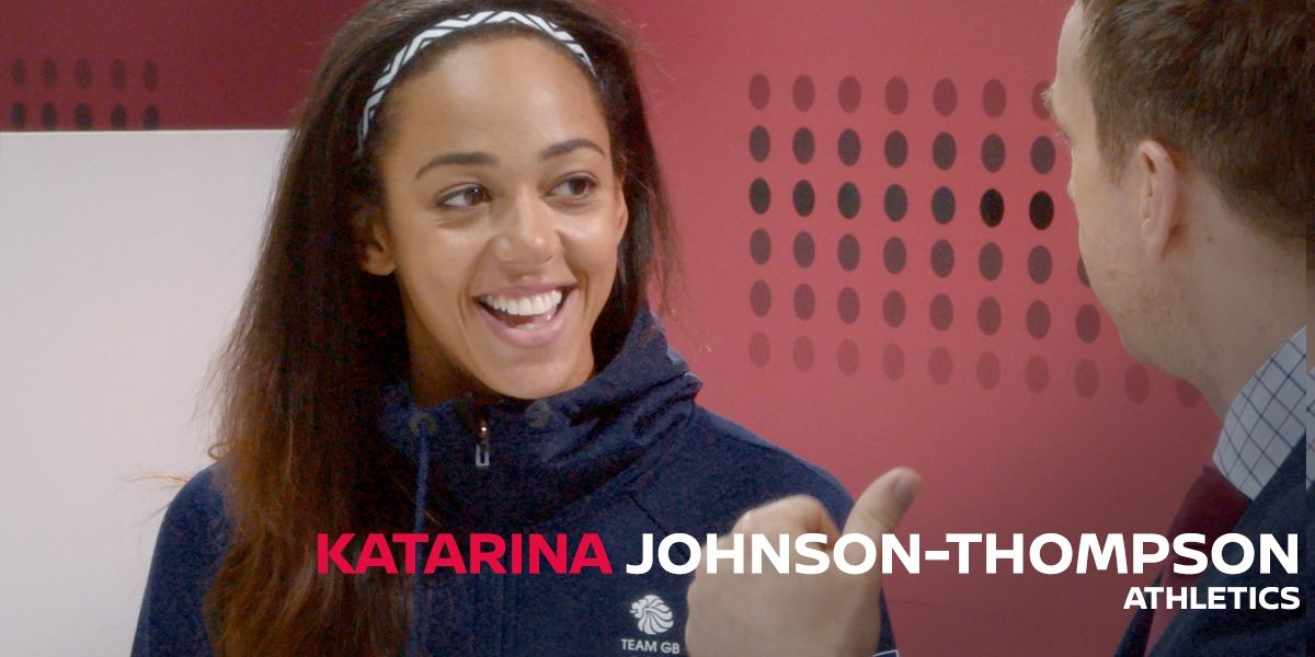 #DoItForUs: Katarina Johnson-Thompson (Uncut) | Nissan and Rio 2016 Games