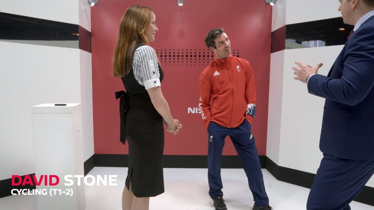 #DoItForUs: David Stone (Uncut) | Nissan and Rio 2016 Games