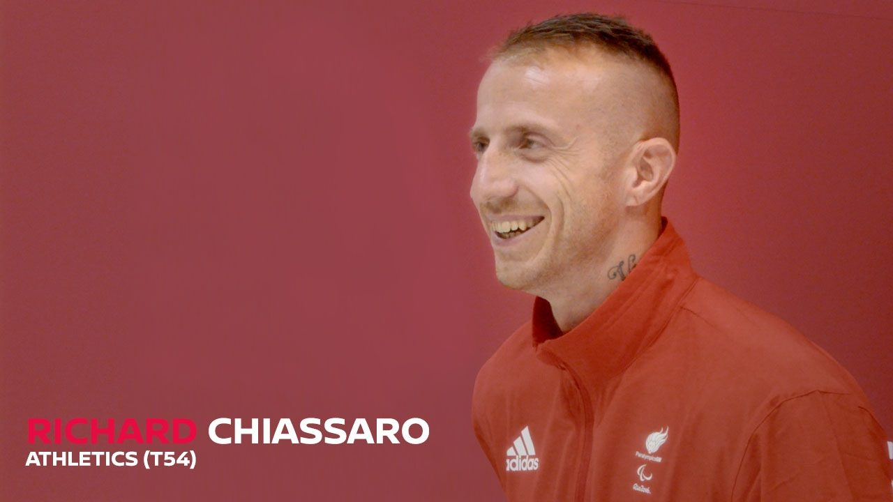 #DoItForUs: Richard Chiassaro (Uncut) | Nissan and Rio 2016 Games