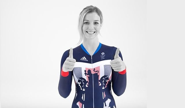 Becky James and Nissan. On the road to Rio 2016
