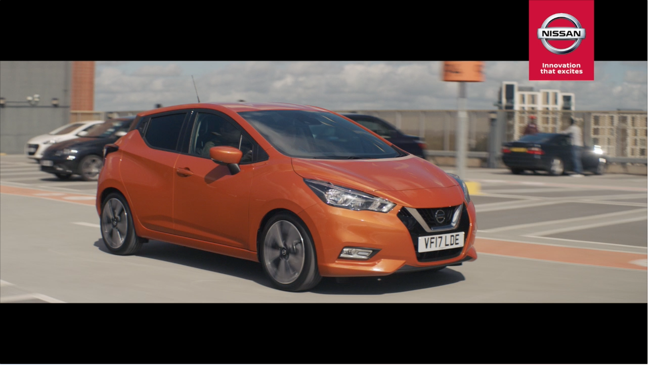 The All New Nissan Micra partners with Sky Sports