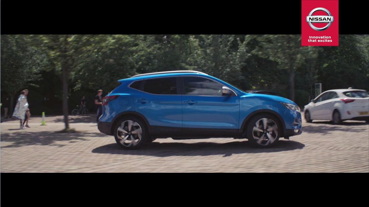The New Nissan Qashqai partners with Sky Sports
