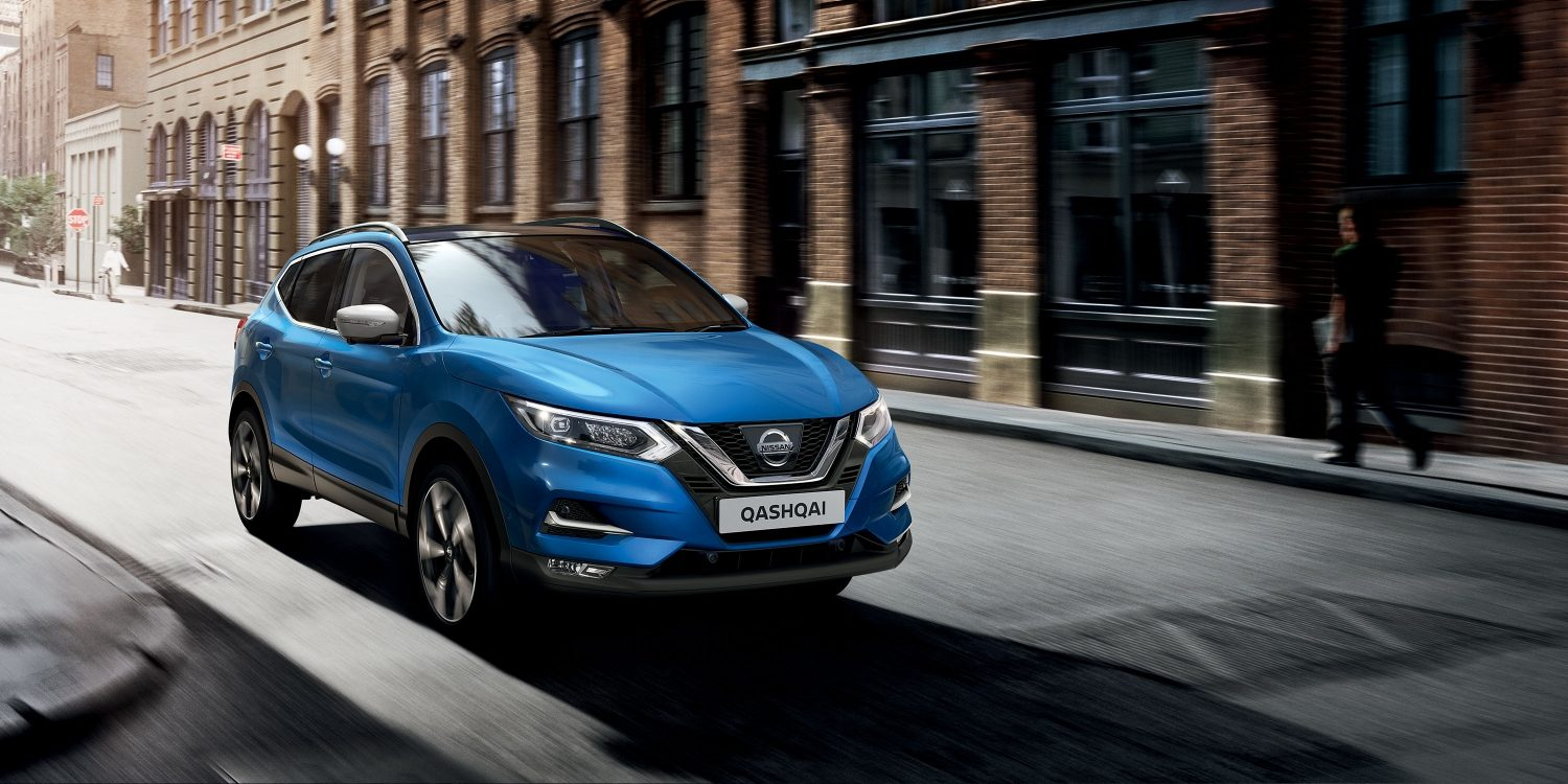 New Nissan QASHQAI and Intelligent Mobility