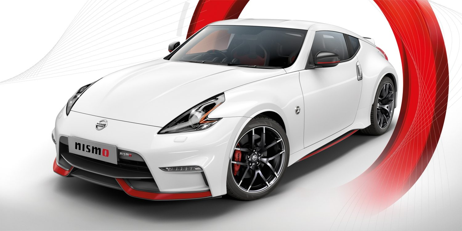 Nismo nissan 370z sports car design