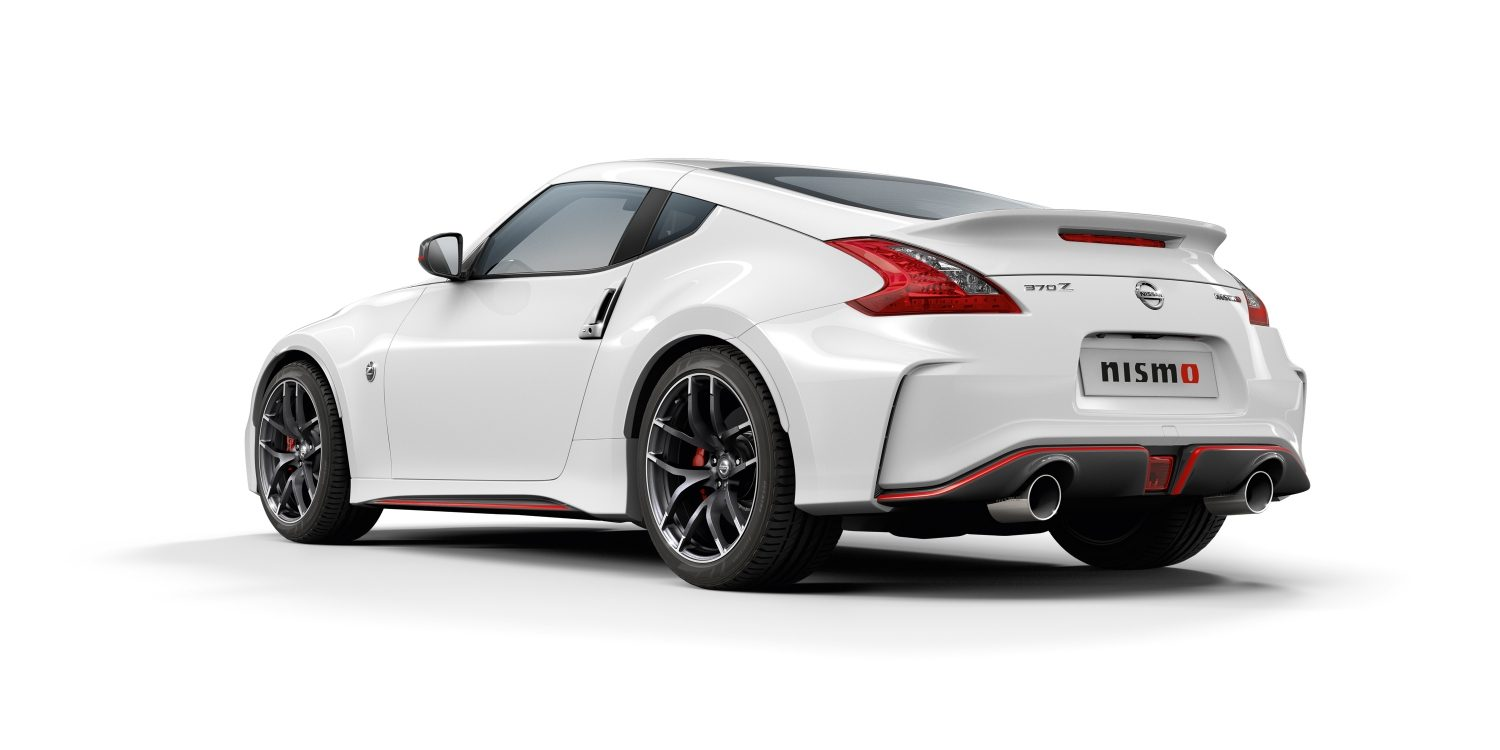 NISMO | Nissan 370Z | 3/4 rear view