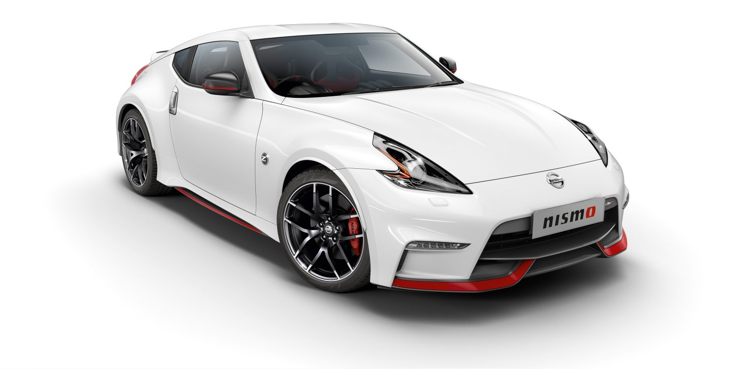 2015 nissan 370z nismo first look motor trend autos post. Black Bedroom Furniture Sets. Home Design Ideas