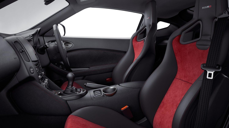 Nissan 370z Nismo Interior NISMO Nissan 370Z - Co...