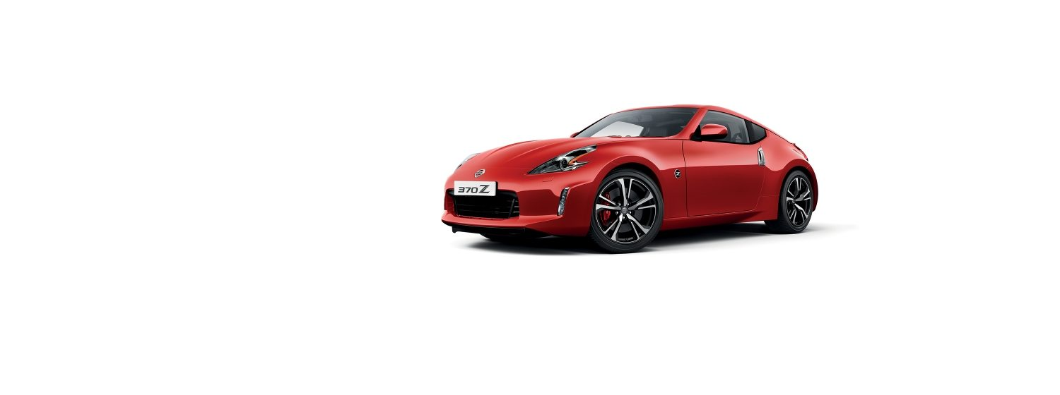 Nissan 370z - Vibrant Red