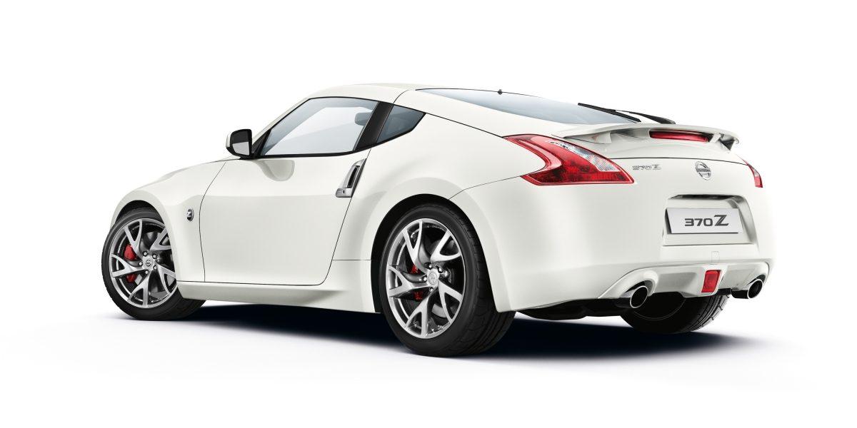 Nissan Sports Car >> Nissan 370z Coupe Sports Car Nissan