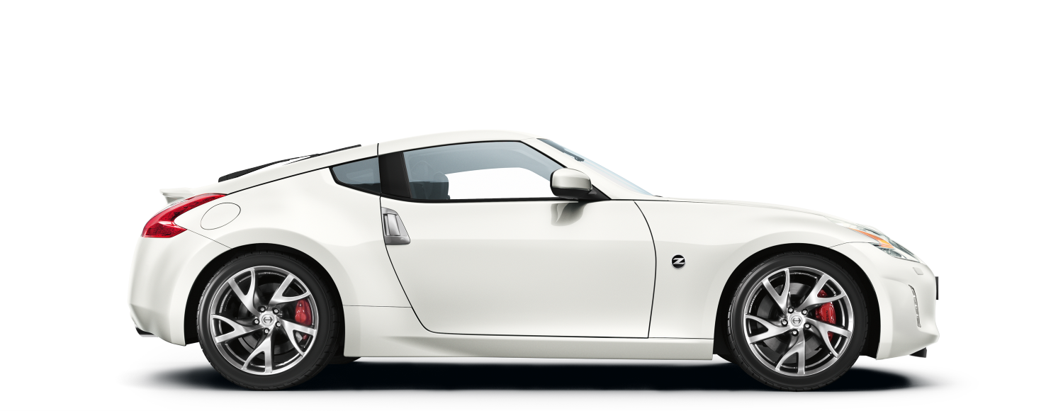 Nissan 370Z - Side view