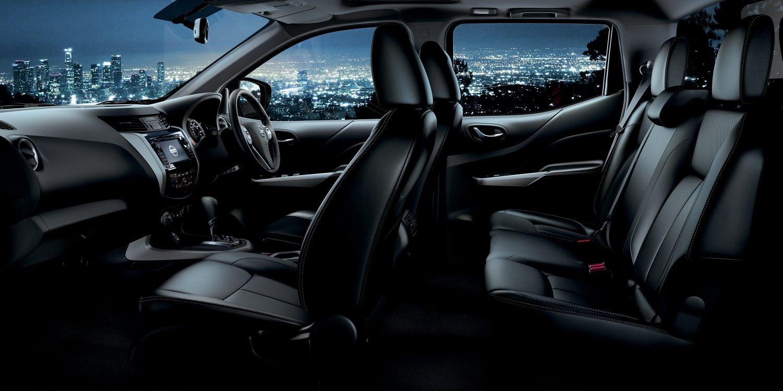 Design All New NAVARA - Pick Up Truck - 4x4 | Nissan