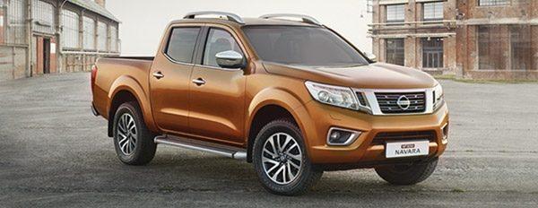 All New Navara |Pick-Up Truck - 4x4 | Nissan