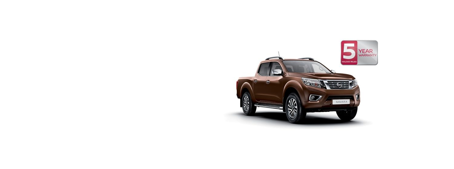 Nissan NP300 - Earth Bronze