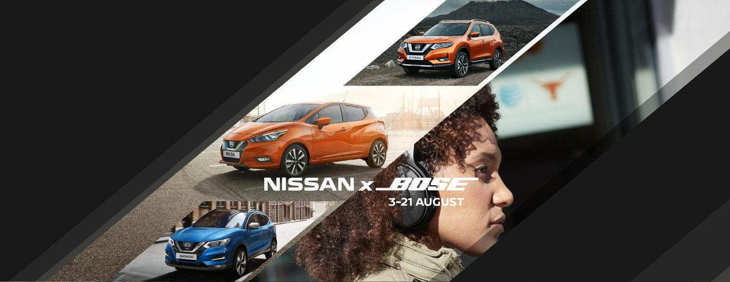 Nissan X Bose August Event