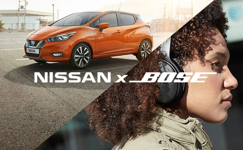 New Nissan Micra X Bose