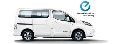 e-NV200 Combi - Side View