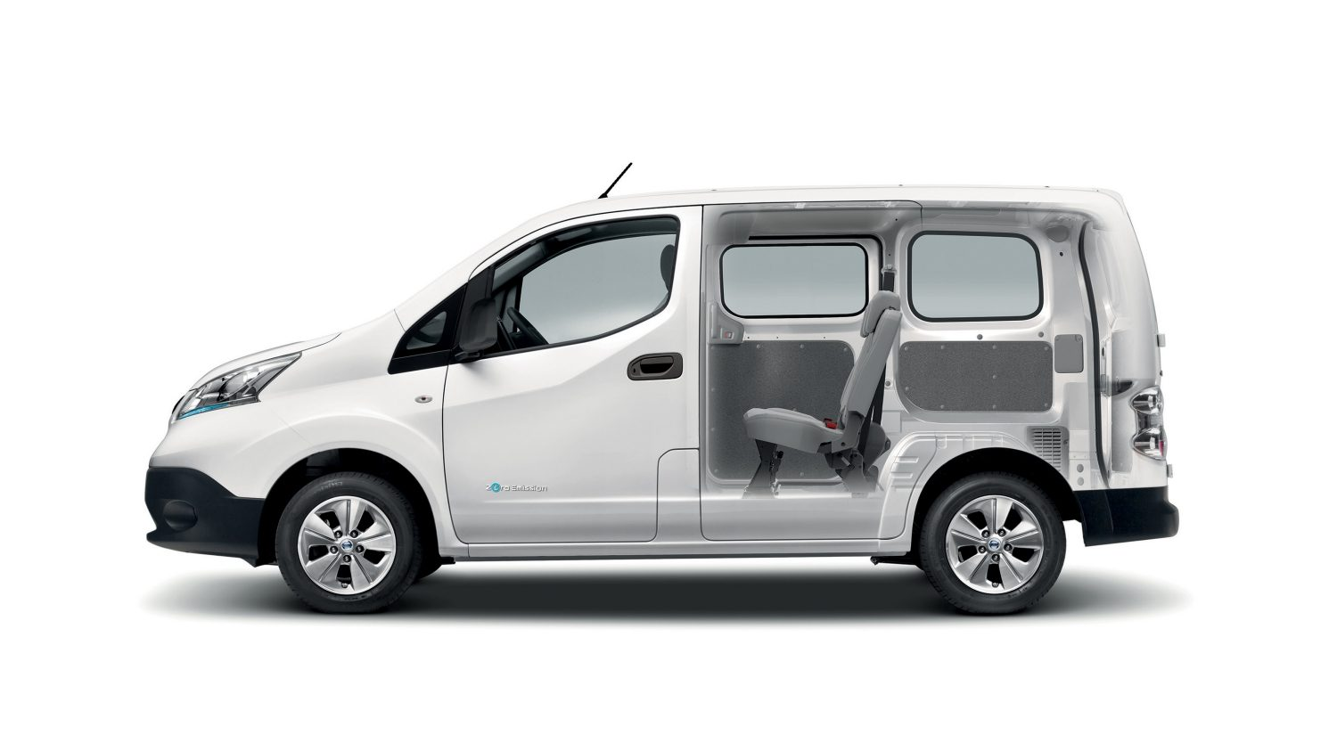 nissan e nv200 electric van nissan. Black Bedroom Furniture Sets. Home Design Ideas