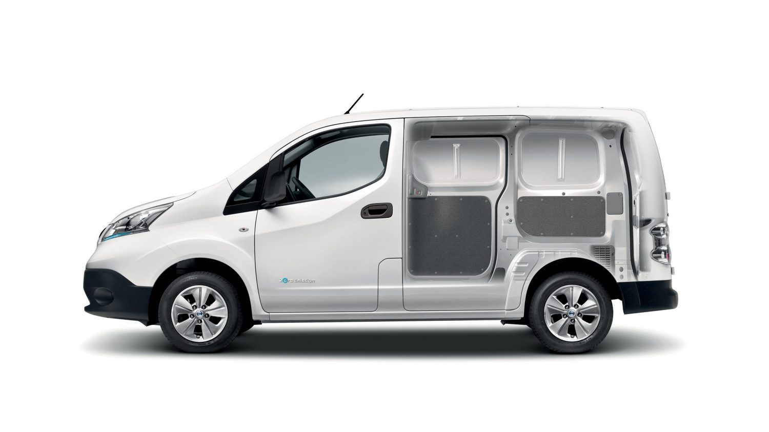 Van | Nissan e-NV200 | Electric van  loadspace