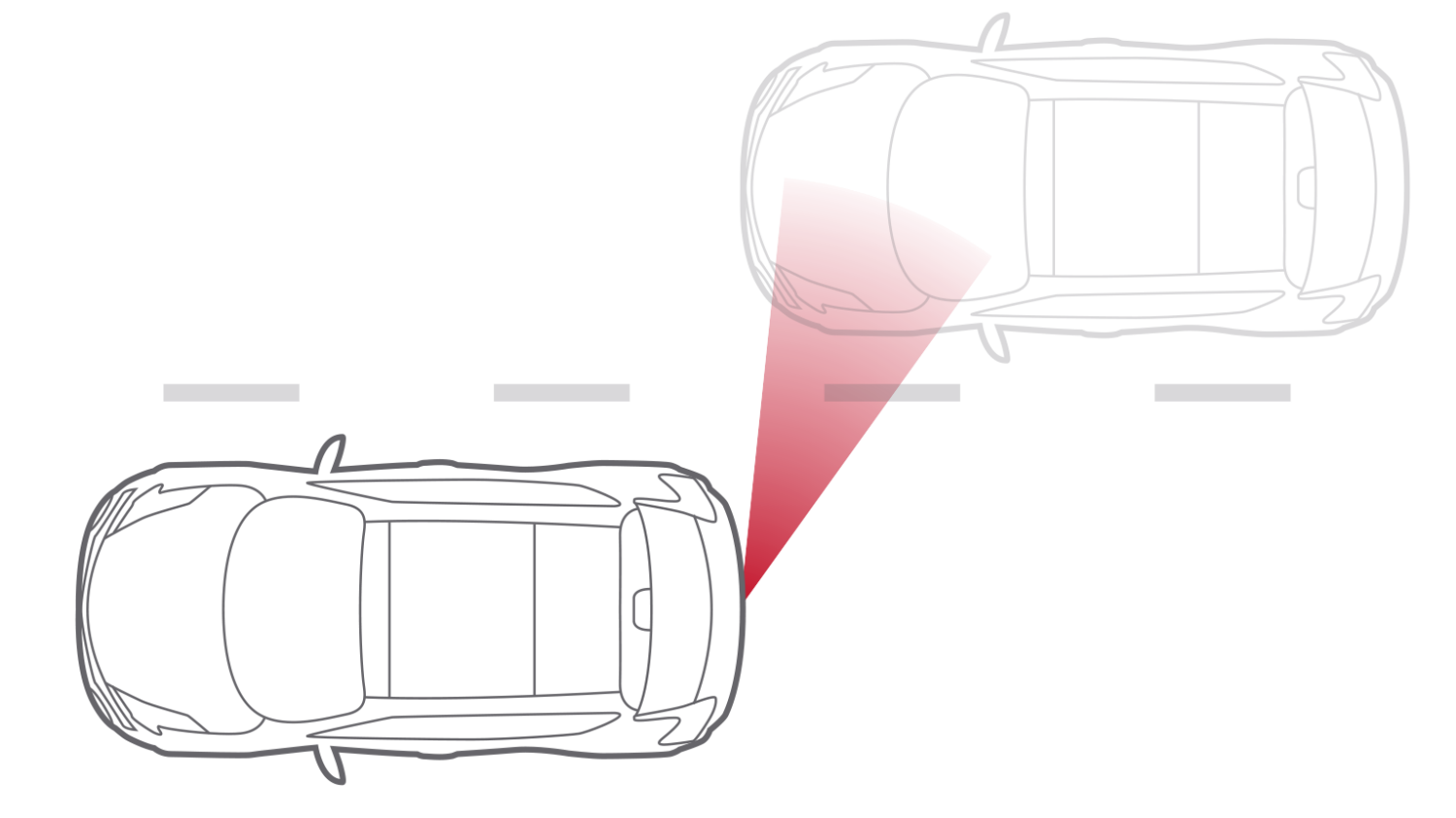 Compact & mini SUV features - Blind Spot Warning | Nissan Juke