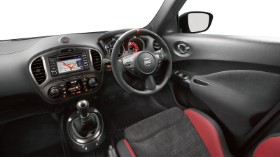 Compact & mini SUV Nismo RS - Interior | Nissan Juke